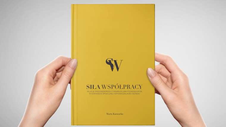 Siła współpracy – moja książka na rynku!