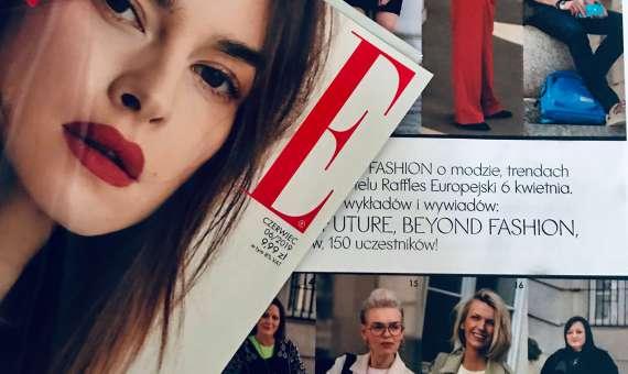ELLE About Fashion w czerwcowym numerze