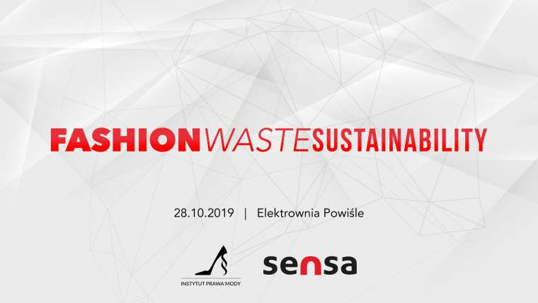 Fashion / WASTE / Sustainability – porozmawiajmy o odpadach.